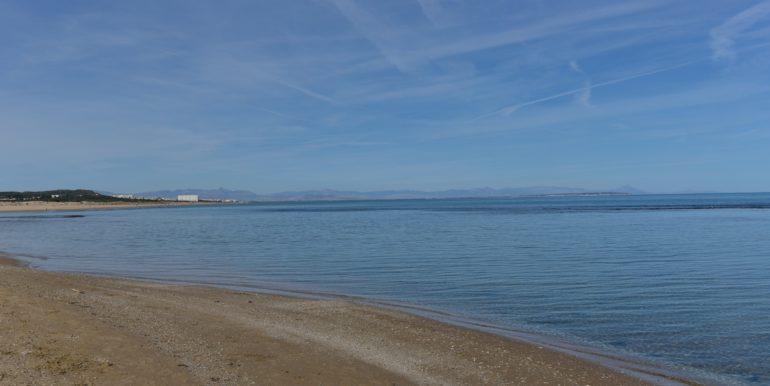 пляж а