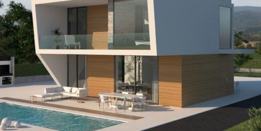 Villa GRETA, 5 Zimmer, Mit Pool in bester Lage von Campoamor, Costa Blanca, 350 Meter vom Strand