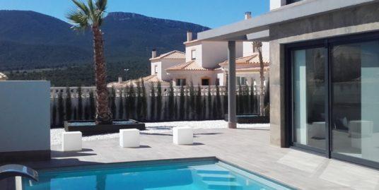 Villa 4 / 5 Zimmer, Mit Pool, Castalla, Costa Blanca