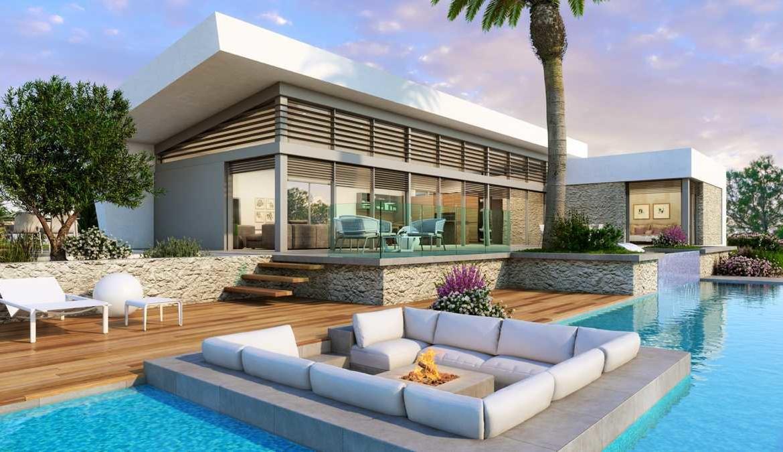 Mimosa Villa mit 3 Schlafzimmern – Las Colinas Golf & Country Club